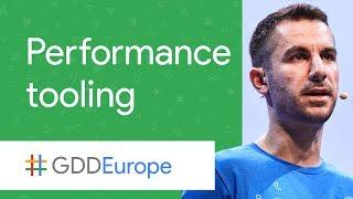 Performance Tooling (GDD Europe