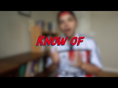 Know of  - W21D2 - Daily Phrasal Verbs - Learn English online free video lessons
