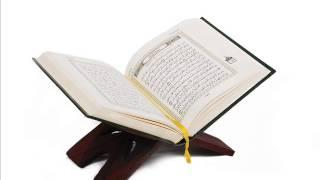 Sourate Ar Rahman - Al Houdhayfi