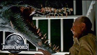 INDORAPTOR & CARNOTAURUS CONFIRMED (Spoilers) | Jurassic World Fallen Kingdom