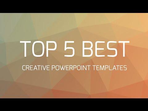 award winning powerpoint templates template free download