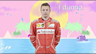 Which F1 Driver Would You Take To A Desert Island?