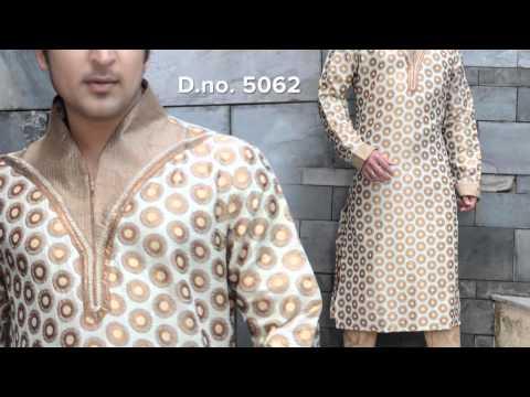 Indian Kurta Pajamas for Mens