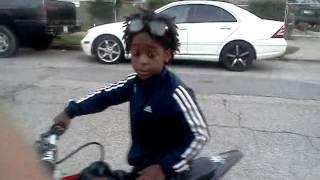Cleveland young nigga bikelife