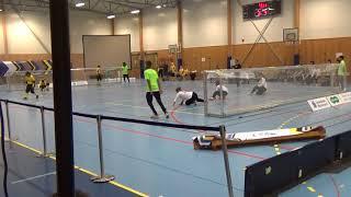 2018 Goalball World Championships Japan v Sweden 1st Half
