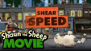 Shaun the Sheep The Movie – Shear Speed