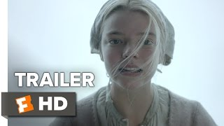 The Witch Official 'Peek-A-Boo' Trailer (2016) - Ralph Ineson, Anya Taylor-Joy Horror HD