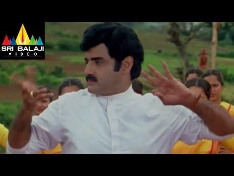 Narasimha Naidu Movie Balakrishna as Clasical Dancer | Balakrishna, Simran | Sri  Balaji Video