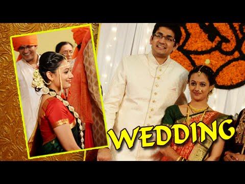 Spruha Joshi Wedding Pictures Out! - Marathi Entertainment