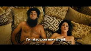 The Dictator - Bande Annonce Officielle - VOST(fr)