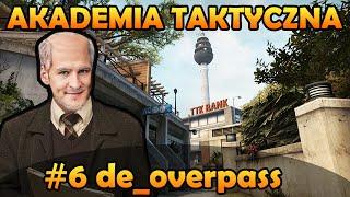Izakowa Akademia Taktyczna #6 de_overpass