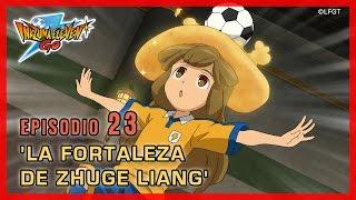 Inazuma Eleven Go Chrono Stones - Episodio 23 español «¡La fortaleza de Zhūgě Liàng!»
