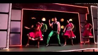 Sandhir VM on Daru Peeke Dance