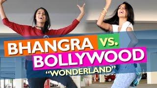 BHANGRA vs. BOLLYWOOD! (