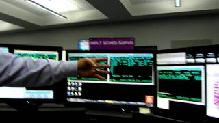 HD Part 2A United Airlines NOC In-Flight Crew Scheduling Flight Attendants Network Operations Center