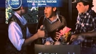 FILM PREMIERA: Povestea lui Phil Thatcher - vineri 25 septembrie 2015, ora 22, la Alfa Omega TV