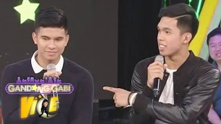 Kiefer, Thirdy talk about their rivalry on GGV