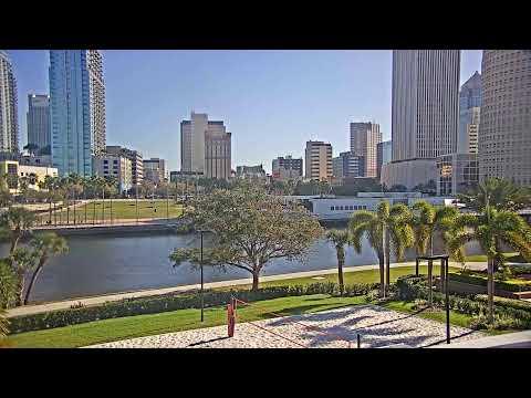 The University of Tampa Riverside Live Webcam