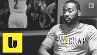 John Wall discusses this season, Trump and accepting Kobe's challenge | The Undefeated | ESPN