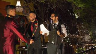 Write About Now Live ft. Chibbi and Cory Getting Married! @WANPOETRY