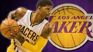 Paul George to Lakers & Advice from Kevin Durant