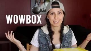 DAGASHI WOWBOX (Taste Test & Unboxing)
