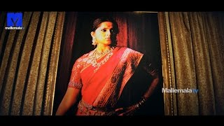 Arundathi Is Jejamma scene from Arundathi movie