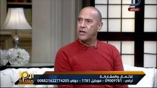 العاشرة مساء  أشرف عبد الباقى يكشف كواليس مسرح مصر