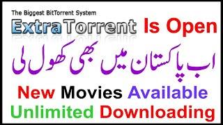 New Extra Torrent Released | How To Open Extra Torrents Site | How to Use Extra Torrent in Hindi