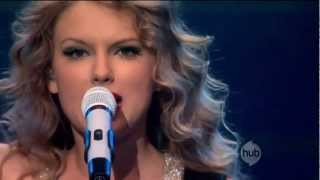 Shouldve Said No  Taylor Swift Fearless Tour Hd