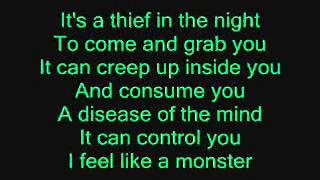 Rihanna - Disturbia (HD Lyrics)