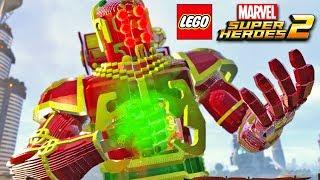 Lego Marvel Super Heroes 2 #01: Celestial Homem de Ferro