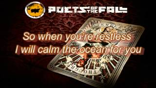Poets of the Fall - Temple of Thought (Lyrics Video)
