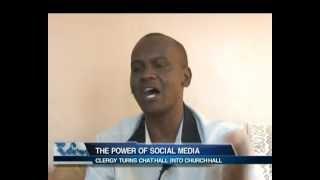 Apostle David Karanja on Social Media Pt 1