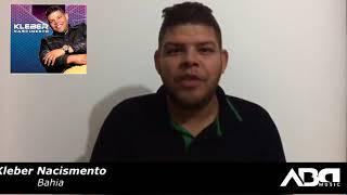 Kleber Nascimento fala sobre seu CD que estará disponível na loja Ungida e Delicada no GMUH