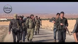 Free Syrian Army operations against Daesh freeing new areas in north Aleppo province