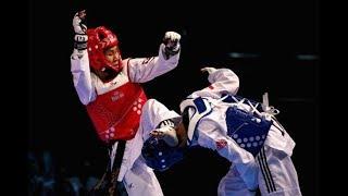 Grand Slam open qualification -54 final of Ramnarong Sawekwiharee [Taekwondo ] 2018