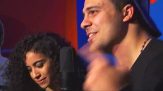 كليب مهرجان الست اقل منك غناء  حسين غاندي و إنجى أبو السعود -  من برنامج - شاكب راكب