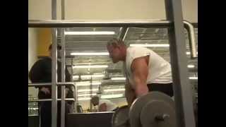 Jay Cutler: Brutal Workout 1/3