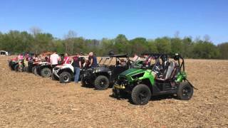 Hogback Challenge - UTV racing action