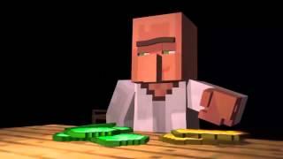 İksir Kapışması - Minecraft - Animasyon - Türkçe Seslendirme