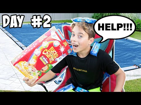 LAST TO LEAVE THE BACKYARD WITH MY CRUSH WINS 10 000 CHALLENGE GONE WRONG 💰😱 Gavin Magnus