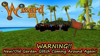 WARNING: Beware Lost Couch Potatoes! New/Old Gardening Glitch Coming Around Again!