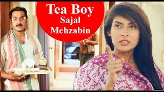 Tea Boy | টি- বয় | Eid Natok | Sajal | Mehzabin | Bangla New Natok | Bangla Drama |