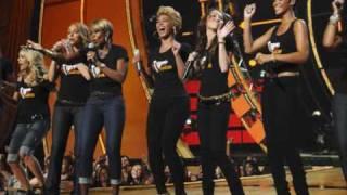 Just stand up - Miley Cyrus, Beyoncé, Rihanna, Leona Lewis, Mariah Carey & more