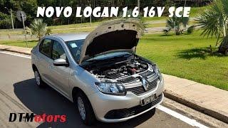 Novo Logan 1.6 16V SCe - DTMotors #76