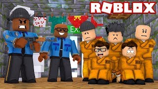 ARREST ALL CRIMINALS CHALLENGE IN ROBLOX JAILBREAK