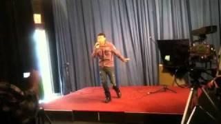 Dumi Performing Live