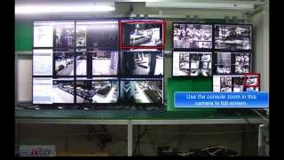 Video Wall for Surveillance new