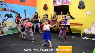 Jungle Jungle Baat Chali Hai ¦ Dance by Swastik Dance Rishikesh